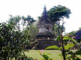 Buddhist stupa, Lake Bratan