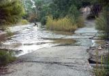 Wolgan River crossing 2006