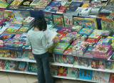 The bright colours of literacy