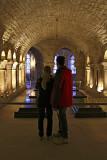 St. Denis crypt