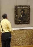 Admiring Raphael's Portrait of Baldassare Castigliioni- c.1514-15