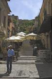 Athens -  Plaka staircase cafe.jpg