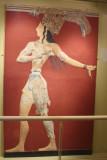 Crete  - Prince fresco from Knossos - original in Heraklion Museum .jpg