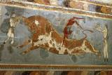 Crete  -Bull Dancer Fresco from Knossos - original in Heraklion Museum.jpg
