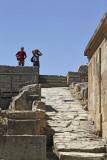 Crete Ramp to bullring at Palace of knossos.jpg