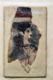 Crete -  Parisian Woman - original  fresco from Knossos  Heraklion Museum.jpg