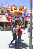 Crete - Balloon girls in Heraklion Crete .jpg