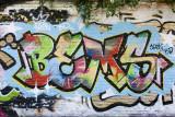 Gedoogmuur / Legal Wall