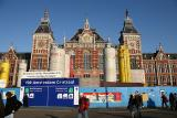 Amsterdam is a building site