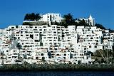 Between Mantosillo & Acapulco; Las Hadas hotel