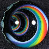 Rainbow Deep Size: 1.57 Price: SOLD