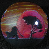 Sunset on the Lioness Size: 1.64 Price: SOLD