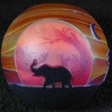 Serengeti Sunset 2 Size: 1.61 Price: SOLD