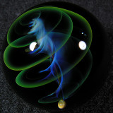 Lost Soul - Energy Coil Size: 1.19 Price: SOLD