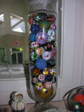 Lonny collected and put this jar together for Sandee during her time of cancer.