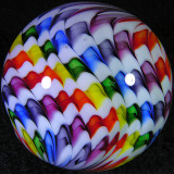 Corrugated Rainbow Size: 2.03 Price: SOLD