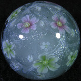 Cherry Blossom Breeze Size: 1.38 Price: SOLD