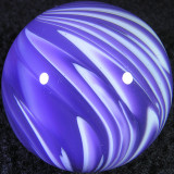 Steve Davis: Violet Flames Size: 1.47 Price: SOLD