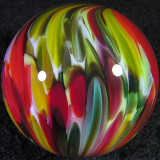 Steve Davis: Stained Glass Size: 1.48 Price: SOLD