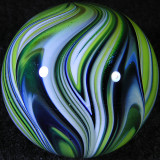 Steve Davis: Jeweled Lineage Size: 1.48 Price: SOLD