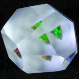 Opalarium Size: 0.92 W x 1.38 H Price: SOLD