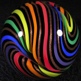 Rainbow Gold Fold Size: 1.89 Price: SOLD