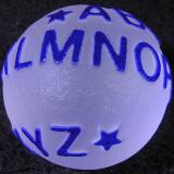 Blue Alph  Size: 1.18  Price: SOLD