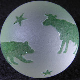 #8: Verde Cal Bear and Beef  Size: 1.47  Price: $65