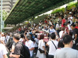 Cantonese Protest in Hong Kong