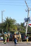 Car vs. Electric Pole
