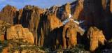 Kolob Canyons, Dusk