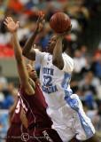 2009 ACC Tournament - Virginia Tech vs North Carolina