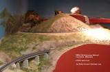 Tehachapi Loop in N scale by Jim Kelly