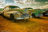 1947 and 1952 Buicks
