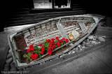 Boat as a Flower Pot