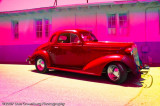 Pink  Atmospheric 36 Chevy