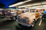 Cruise at the Visalia A&W