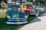 1949 Ford, 1947 Chevy, 1948 Buick
