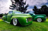 1950 Ford Pickup, 1940 Ford Coupe