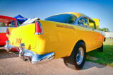 1955 Chevy Dragster