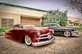 1949 Ford, 1951 Mercury