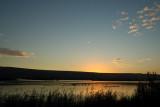 Sunrise at Hula  - זריחה בהחולה
