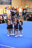 2009 Gymnastics WA State Championships--Cheer--5/9/09