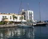 Puorto Mogen Harbour