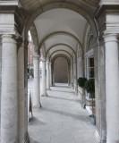 Canterbury shop arches