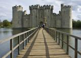 Bodiam Castle Entrance