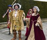 Henry VIII  Anne Boleyn at Hever Castle.jpg