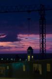 Turner Centre Sunset