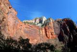 Zion Rock in the Sky