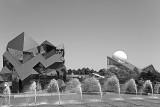 Geometric Form in Futuroscope